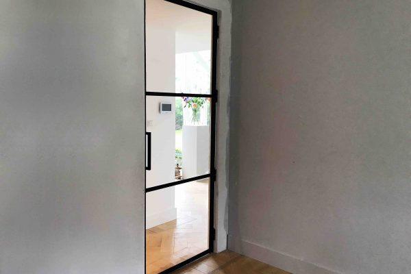 Stalen deur – Aerdenhout