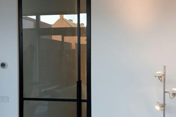 Voorbeeld stalen taatsdeur – Breda