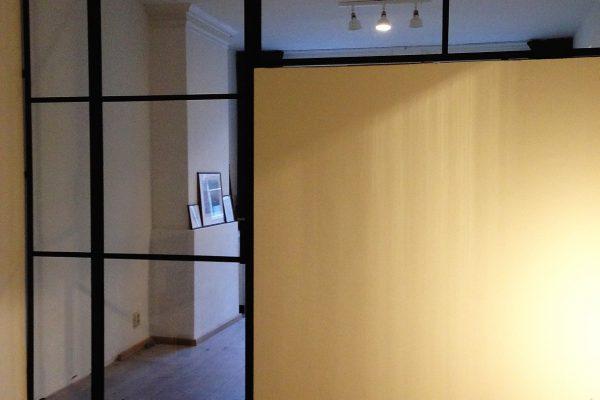 Room divider ( stalen deur op maat ) – Amsterdam