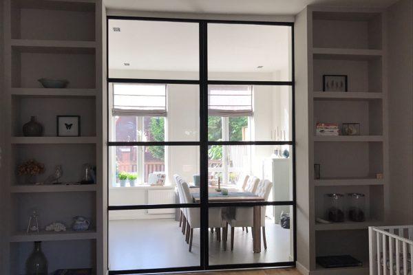 Stalen deuren – Voorburg