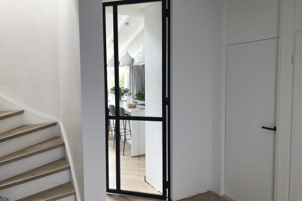 Stalen deur – Nijmegen