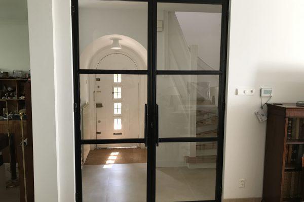 Stalen deuren – Wassenaar