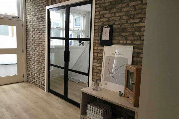Stalen deuren – Oisterwijk