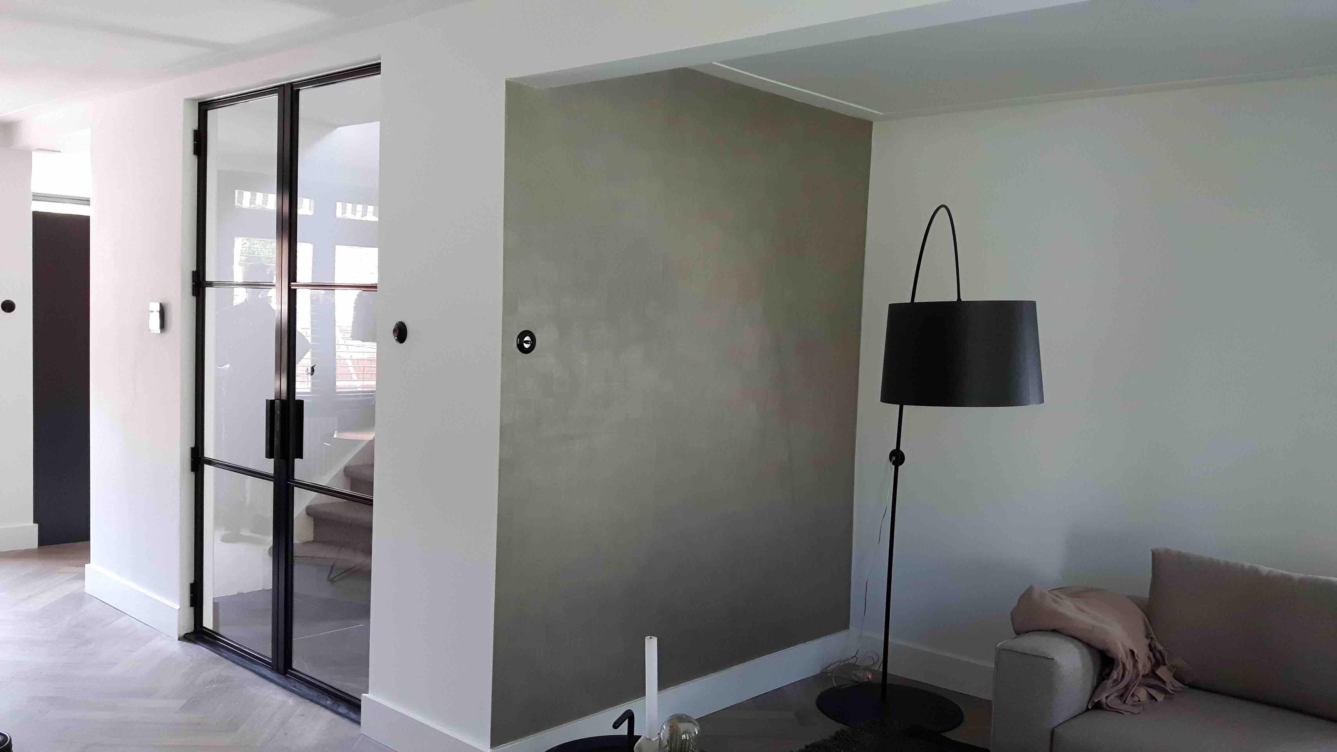 Stalen deuren met 3 vlakkenverdeling - Mijn Stalen Deur