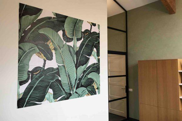 Scharnierdeur met vast bovenlicht – Arnhem