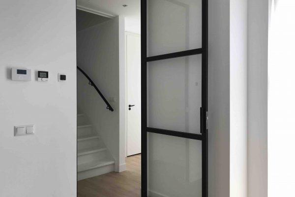 Stalen deur – Eindhoven
