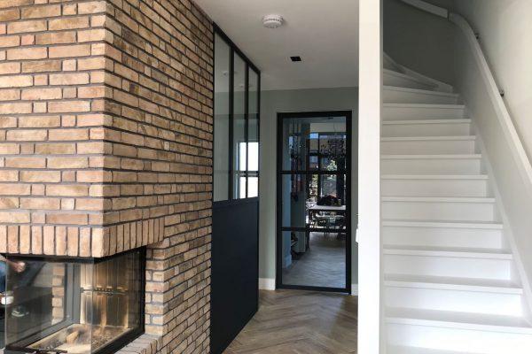 Stalen deur en paneel – Dordrecht