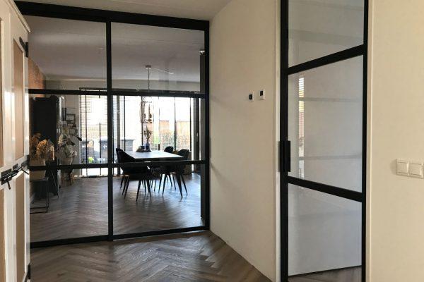 Stalen deuren – Buren